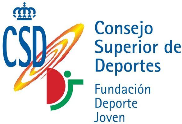Logo Fundación Deporte Jóven (CSD)