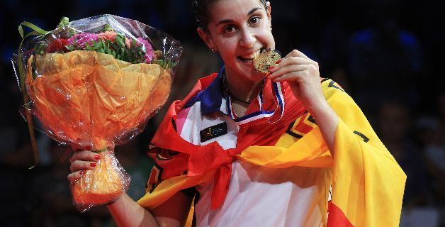 Carolina Marin, queen of the world