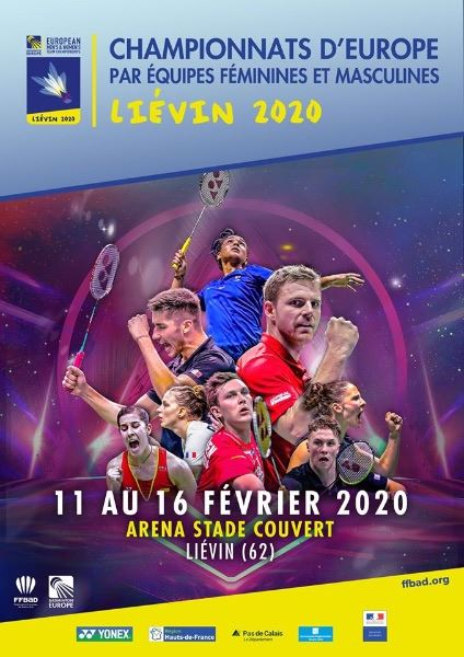 2020 European Men's & Women's Team Championships